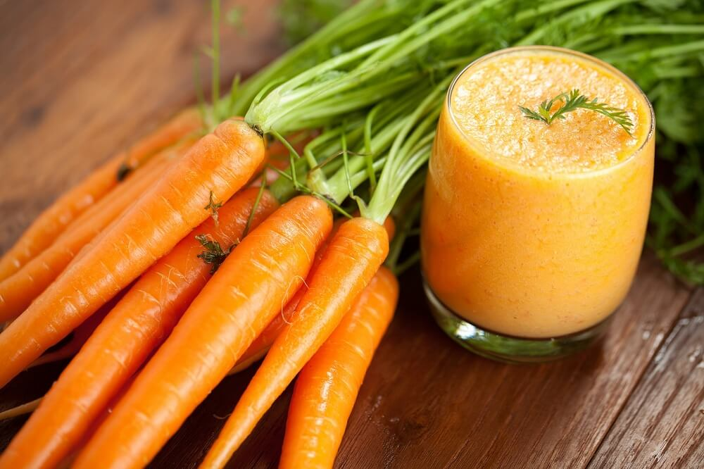 carrot remedies for diarrhea