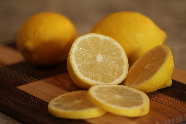 lemon- tips to alkalizing your body