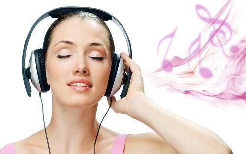 Health benefits of listening music